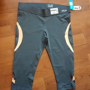 Fila sports leggings XL